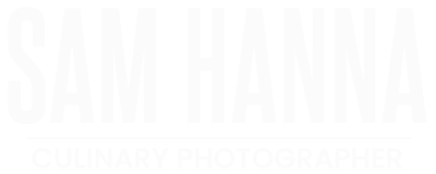 Sam Hanna Food Photographer